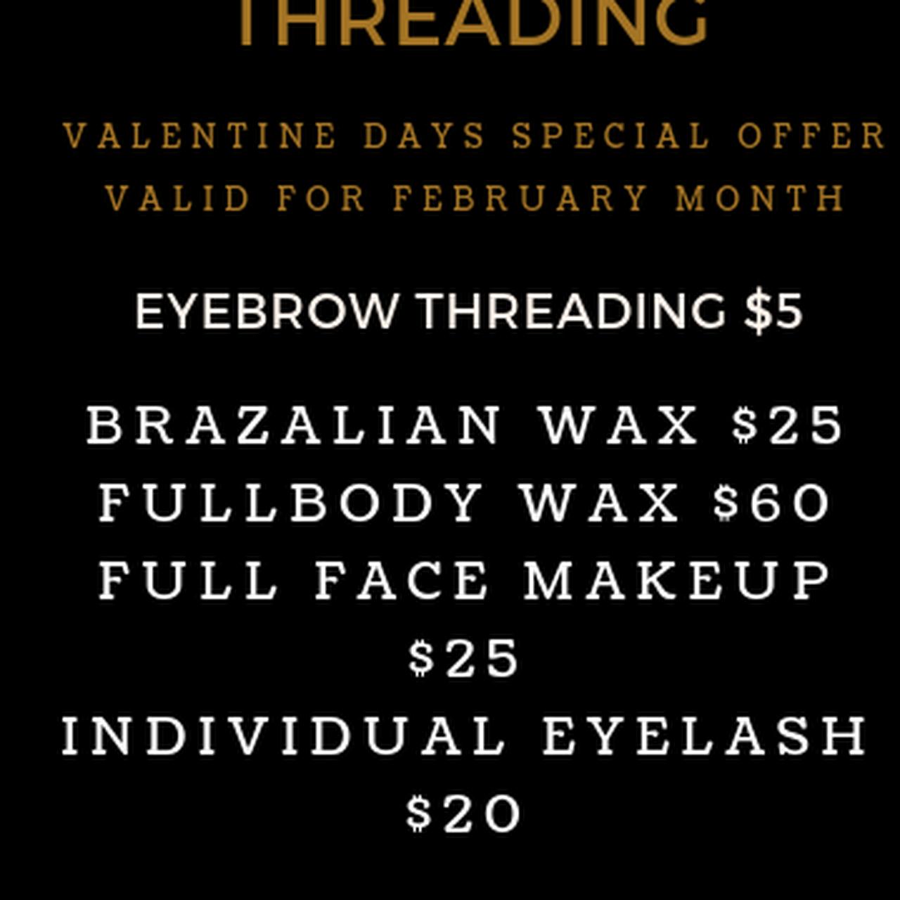 String'Z Eyebrow Threading - Beauty Salon in North Little Rock