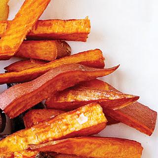 Sweet-Potato Fries Recipe