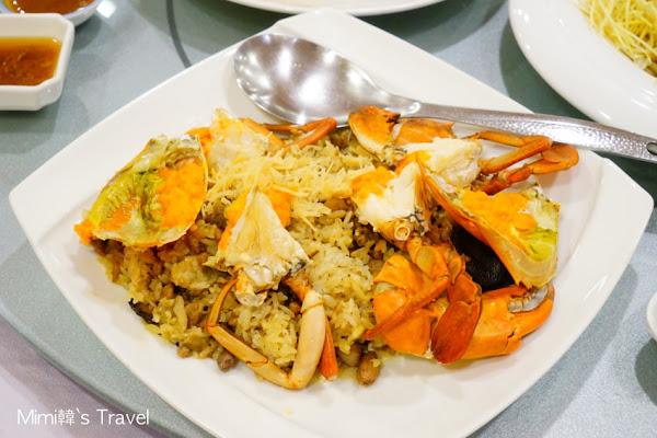 阿霞飯店:60年道地台菜餐廳,預約必點紅蟳米糕、砂鍋鴨。