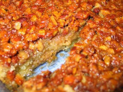 "Texas Hill Country Pecan Pie ""I love pecan pie but they are..."