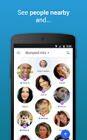 Screenshot of Blendr - Chat, Flirt & Meet