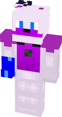 It's a skin of Funtime Freddy from Fnaf Sister Location, this version is from EnchantedMob.