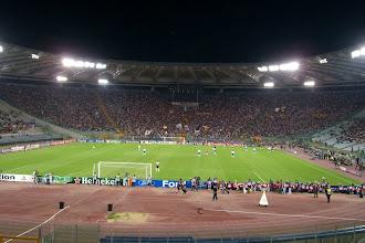 Photo: AS Roma vs. Dynamo Kyiv in Rome, Italy