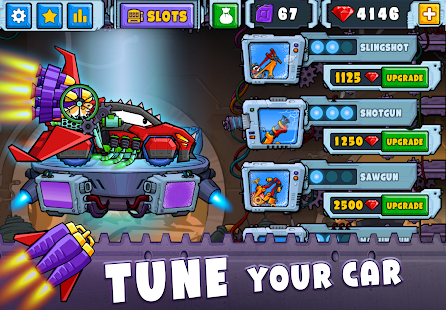 Car Eats Car 2 – Racing Game 3