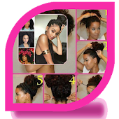 Hairstyle African Women