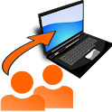 123 Contact Backup icon