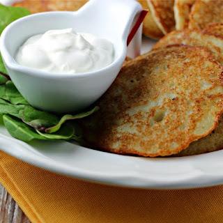 Easy Potato Pancakes.