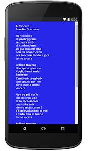Annalisa Scarrone Testi canzon screenshot 1