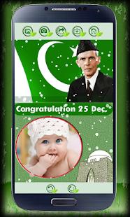 Quaid-E-Azam: 25 Dec: Pak Hero Photo Editor 2018 - náhled