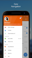 Screenshot of Nimbuzz Messenger / Free Calls