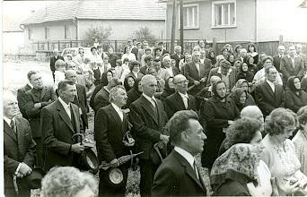 Photo: Harang avatás a református templomban.