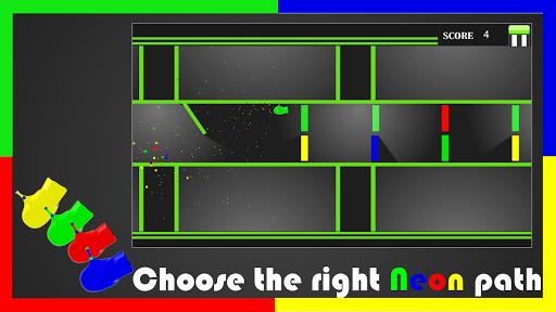 Neon Alien : Epic Runner