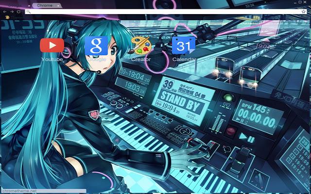 Awesome Anime Theme 1080p