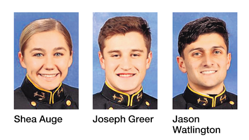 US Naval Academy to graduate 3 from ABQ