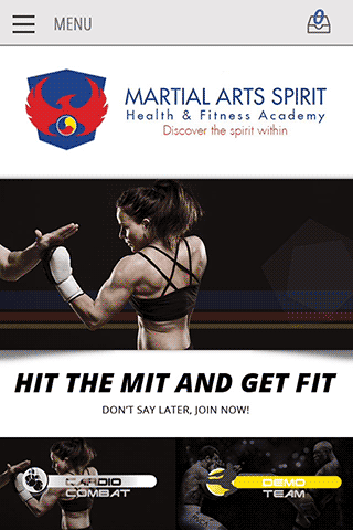 Martial Arts Spirit