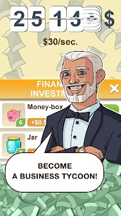 Dirty Money: the rich get richer MOD (Free Purchase) 2