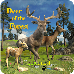 Deer of the Forest for PC and MAC