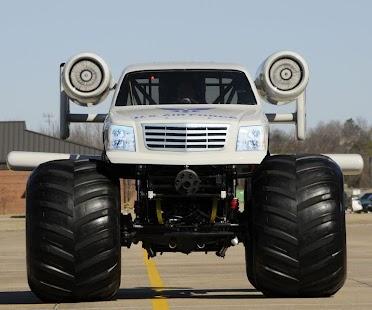 Monster Truck Wallpaper - náhled