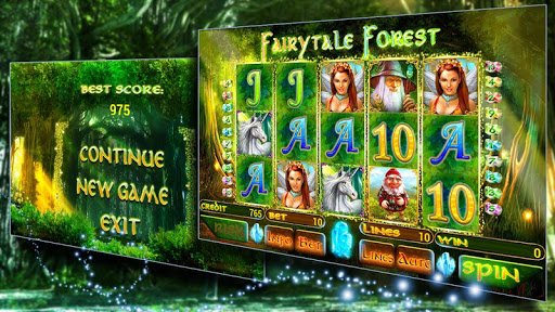Fairytale Forest Slot - screenshot
