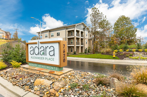 C1 Floorplan 3 Bed 2 Bath Adara Alexander Place Apartments In Raleigh North Carolina Davis Development