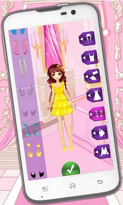Fashion and design games - screenshot