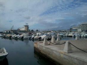 Photo: Der Sportboothafen von Faro