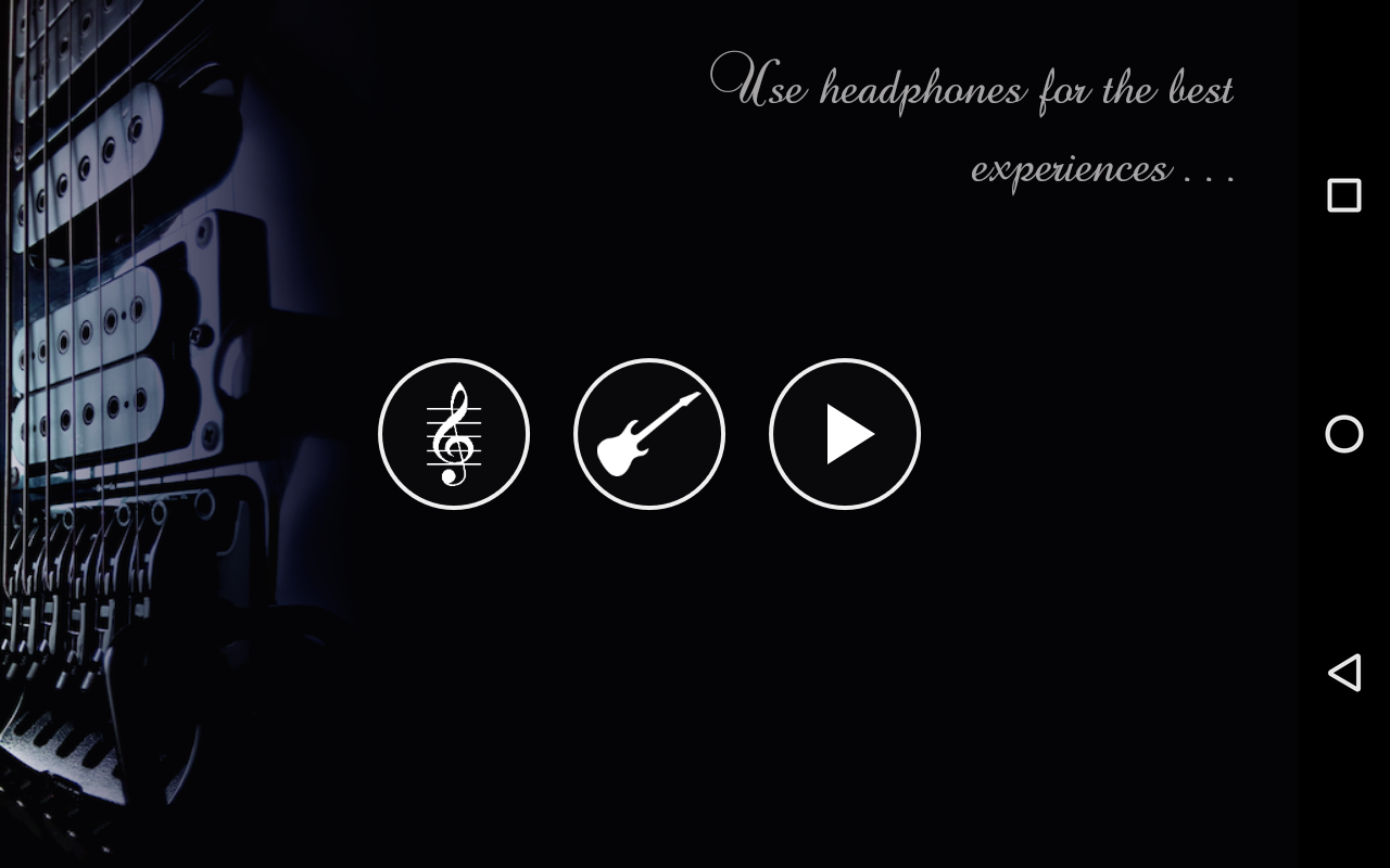 Guitar rock star android apps on google play guitar rock star screenshot hexwebz Images