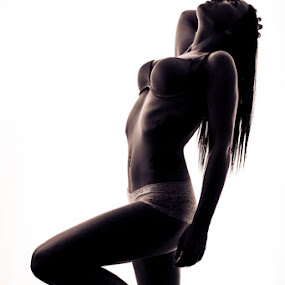 Silhouetted by CGard Photo - People Portraits of Women