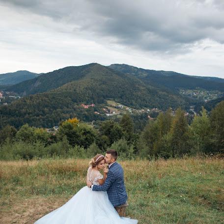 Wedding photographer Liliya Kipeschuk (LiliaKipeshyk25). Photo of 07.11.2017