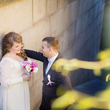 Wedding photographer Anastasiya Barsukova (nastja89). Photo of 01.03.2015