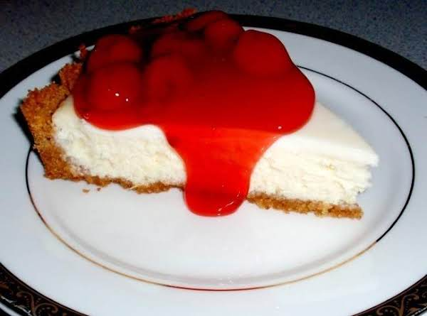 Lemon Cherry Cheesecake Tart Recipe