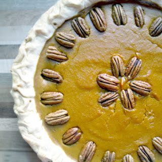 Easy Pumpkin Pie Recipe