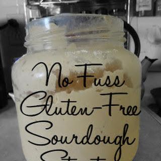 Easy Gluten-Free Sourdough Bread Starter