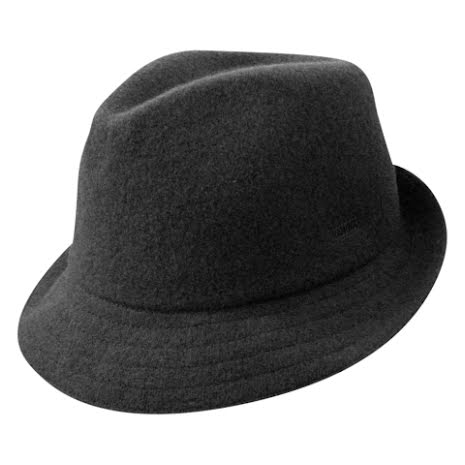 Wool Arnold Trilby hatt