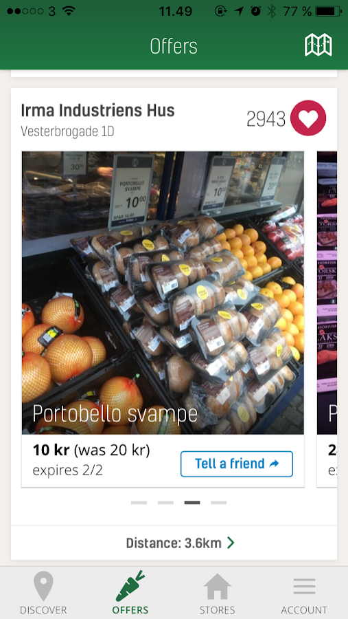 YourLocal - Fight food waste- screenshot
