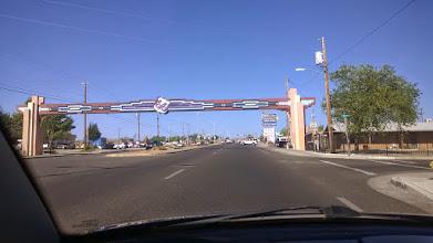 Photo: August 11-Departing Albuquerque.