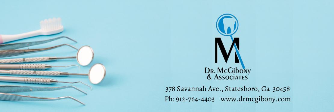Dr. McGibony & Associates reviews | Dentists at 378 Savannah Ave - Statesboro GA
