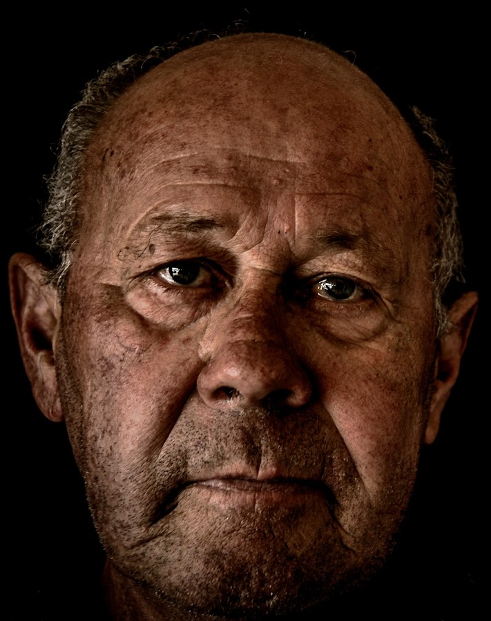 The man I aspire to be... by Jeff Kendall - People Portraits of Men ( face, people )