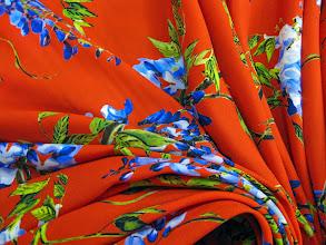 Photo: Ткань : Матовый атлас стрейч натуральный шелк ш.140см. цена 4600руб.