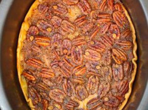 Omg Crockpot Pecan Pie Recipe