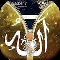 Allah Lock Screen HD - Zipper Locker App icon