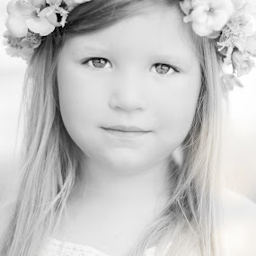 Innocence  by Jennifer Mize - Babies & Children Child Portraits