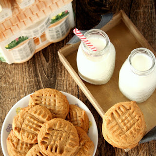 Peanut Butter Whole Wheat Honey Cookies – Egg less.
