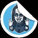 Telegram Stickers icon