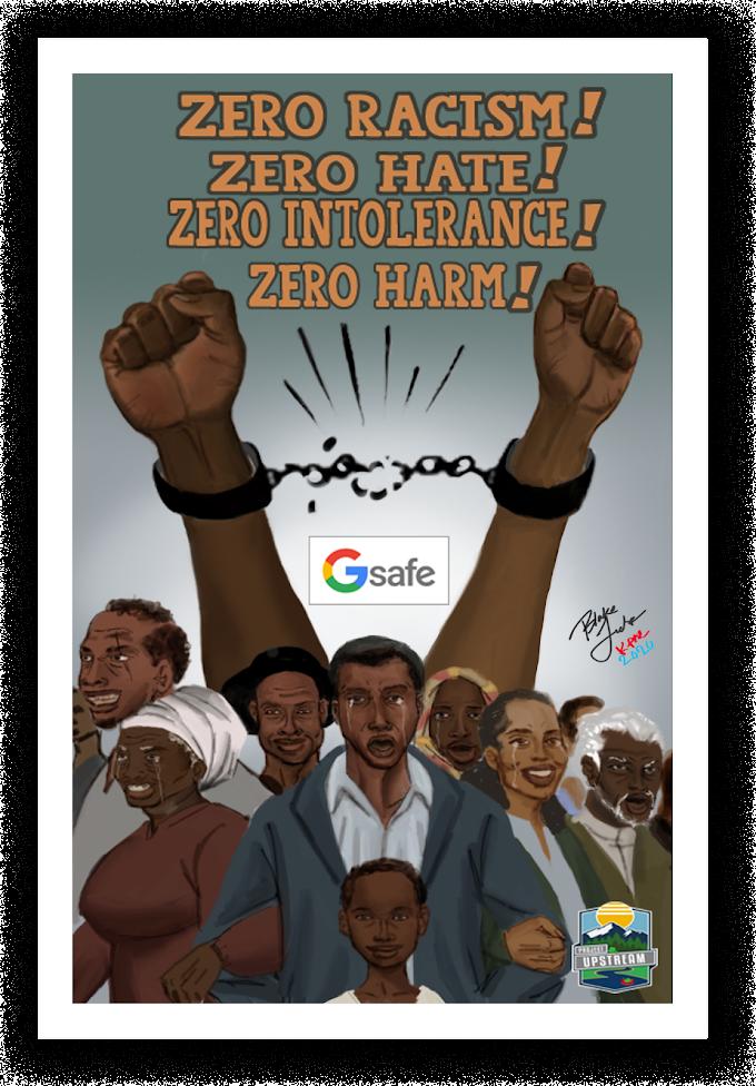Data Center Juneteenth Poster