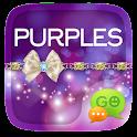 GO SMS PRO PURPLES THEME icon