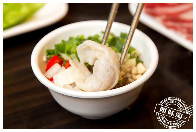 名家汕頭沙茶火鍋菜單魚餃