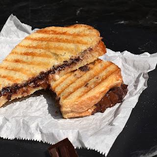 Chocolate Brie Panini