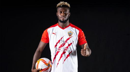 Otro delantero nigeriano llega al Almería
