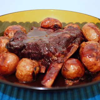Pomegranate & Sumac Pork Ribs Recipe